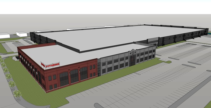 Rogue Fitness Headquarters & Manufacturing Facility by EXXCEL Project Management